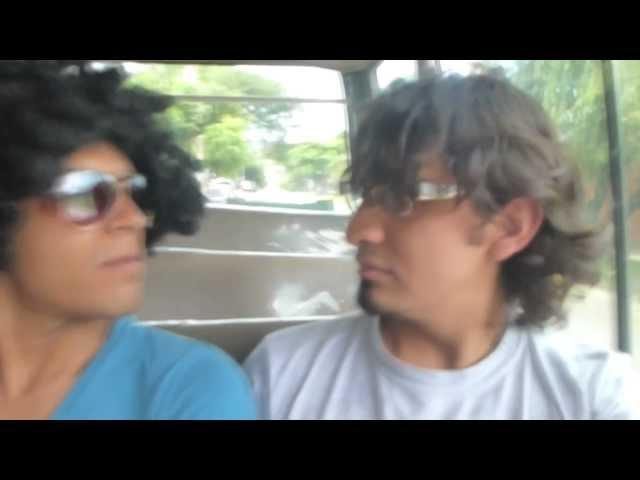 20 Tipos de Pasajeros Salvadoreños [Parte 1]
