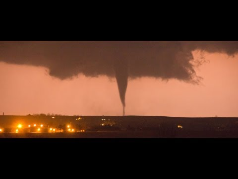 LIVE Storm Chase - Midwest Severe Weather Outbreak Nov 17, 2013
