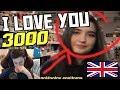Lagu *REACTION* I Love You 3000 - Stephanie Poetri  INDONESIAN MUSIC REACTION