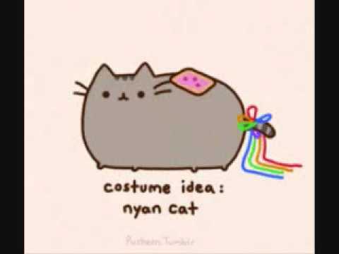 Pusheen Nyan Cat Pusheen Nyan Cat