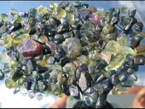 How to find Sapphires at Wee Jasper, Australia