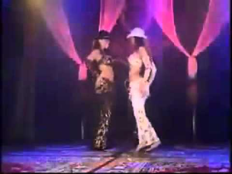 Bellydance Kaya And Sadie Moon over Ala Nar.avi