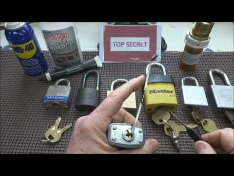 Improve Your Lock Picking Skills (for Beginners)