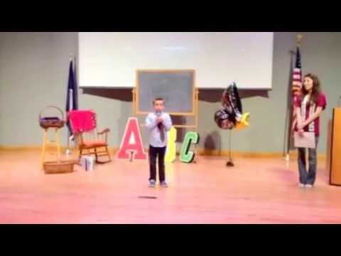 Creative World School Graduation Speech 2014 - 06/12/2014