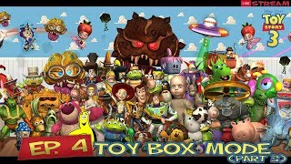Toy Story 3: Ep. 4  - TOY BOX MODE (Part 3) - HTG