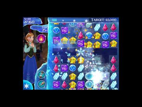 Disney Frozen Free Fall Level 48