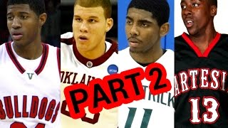 10 Current Players Before The NBA - Part 2