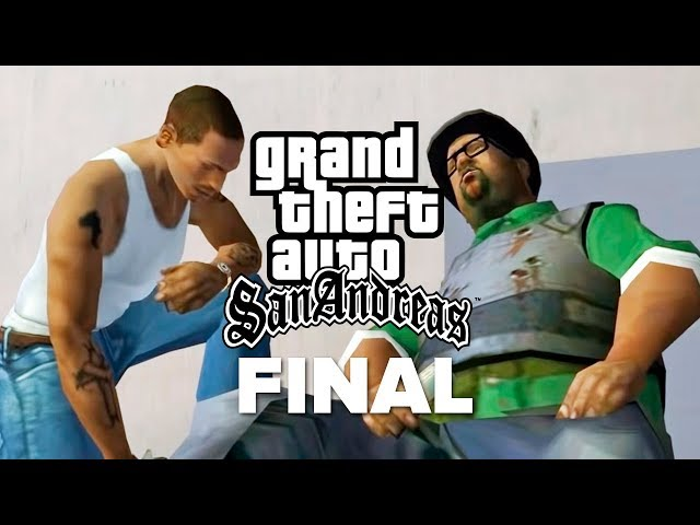 GTA San Andreas - O FINAL HOLLYWOODIANO!
