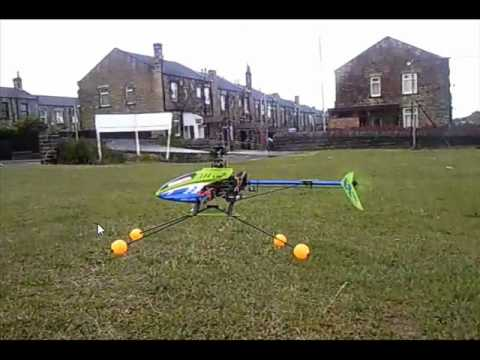 esky belt cp v2 2.4ghz 6ch heli fourth flight