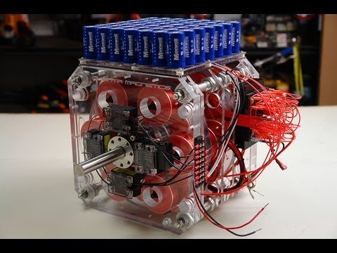 Q2 SELF CHARGING GENERATOR - CHARGE ACCELERATOR