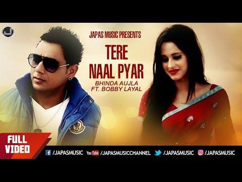 Tere Nal Pyar | Bhinda Aujla & Bobby Layal | Propose | Japas...