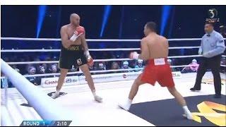 Wladimir Klitschko vs Tyson Fury - Full Fight