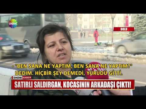 Satırlı saldırgan, kocasının arkadaşı çıktı!