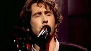 "Josh Groban sings ""To Where You Are"""