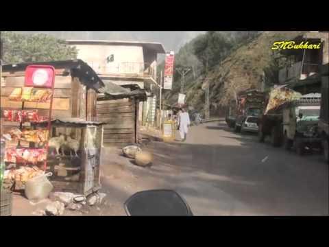 Neelum Valley Tour (2) Muzaffarabad To Sharda