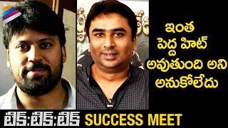 Shakti Soundar Rajan about Tik Tik Tik Success | Jayam Ravi | D Imman | Telugu FilmNagar