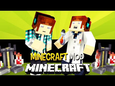 Minecraft: Clone Mobs e Players !! - CloneCraft Mod