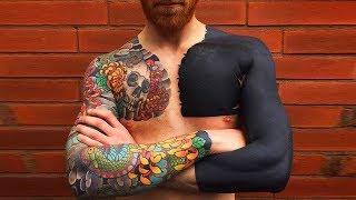 Breathtakingly Beautiful Blackout Tattoos