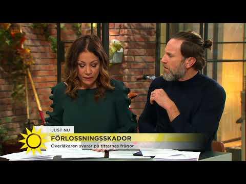 """Förlossningsskador: """"att spricka sätter skräck i kvinnor"""" - Nyhetsmorgon (TV4)"""