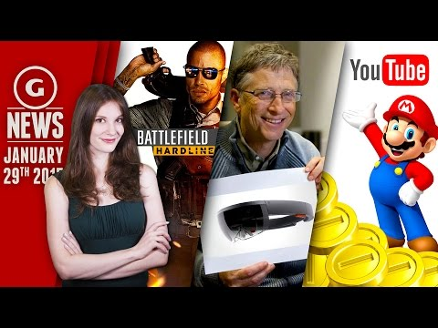 Battlefield's Open Beta Details & Bill Gates Talks HoloLens! - GS Daily News