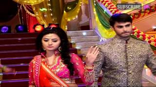 Swaragini - 9th February 2016 - On Location Shoot