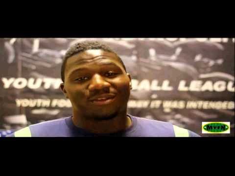 MYFN Interviews GMYFL AFC 14U Coach Jarvis of the Maryland Seahawks.