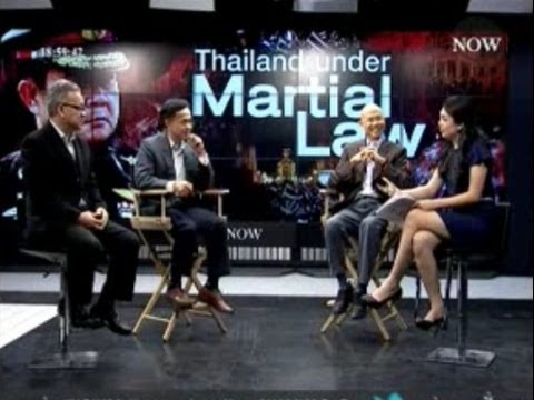 Thailand Situation Under Martial Law