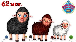 BaBa Black Sheep Have You Any Wool - Kids Songs | Nursery Rhymes Collection | Mum Mum TV