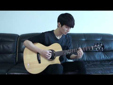 (zion.t & Crush) 그냥 Just - Sungha Jung video