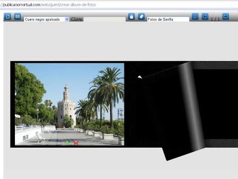 Creación de Álbumes Web de Fotos GRATIS