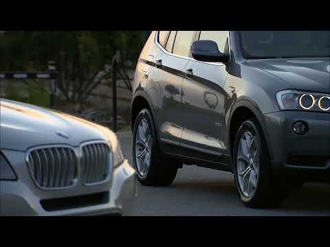 New BMW X3 xDrive - Driving / Interior / Exterior (HD)