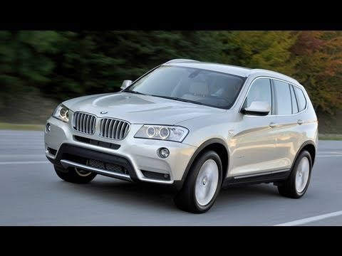 New BMW X3 xDrive - Driving / Interior / Exterior (HD)