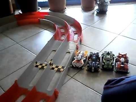 Scan2go : gara con 4 macchine