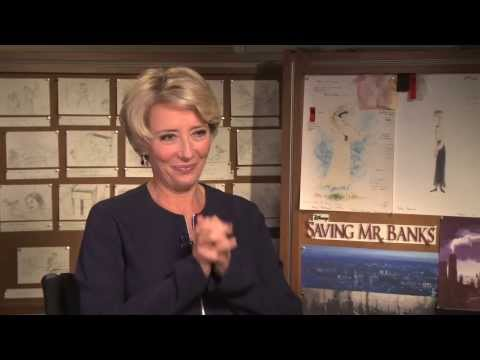 The Fantastic Emma Thompson Talks About