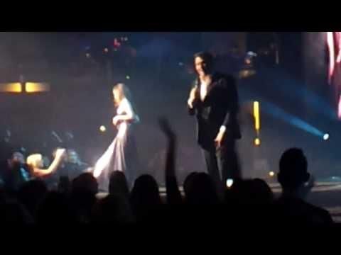 Άννα Βίσση & Αντώνης Ρέμος - Dance medley (Pantheon theater 22/12/13)
