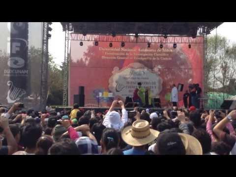Beakman en la UNAM. Primera Parte.