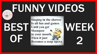 Best Of Funny Videos - Week 2 - Take your smiles for the week !