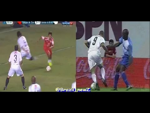 Neymar Copying Phenomenon Ronaldo 1