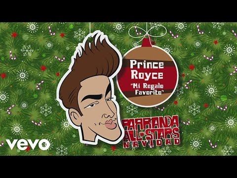 Prince Royce - Mi Regalo Favorito (audio) video