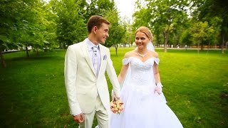Елизавета и Даниил. Wedding hightlights