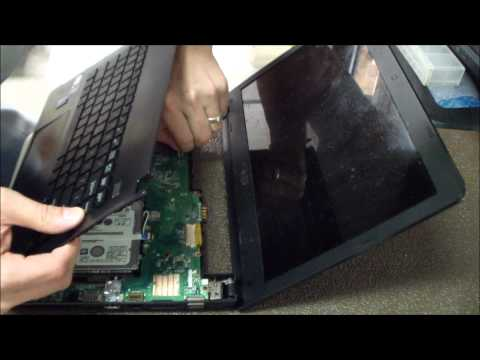 Asus x401u   x401a   x400 AC DC Power Jack Repair