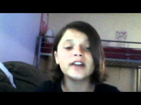 Lexi Marie singing~ Good girl by carrie underwood