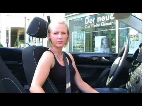 Volkswagen Eos 1.4 TSI, обзор