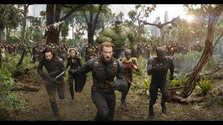 Avengers Infinity War (2018) Movie Clip Avengers vs Thanos Wakanda Battle Scene HD