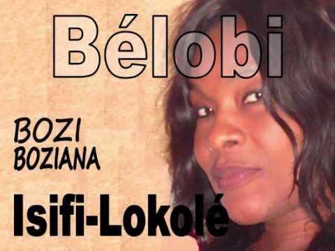VI  Bélobi, Bozi Boziana et ISIFI