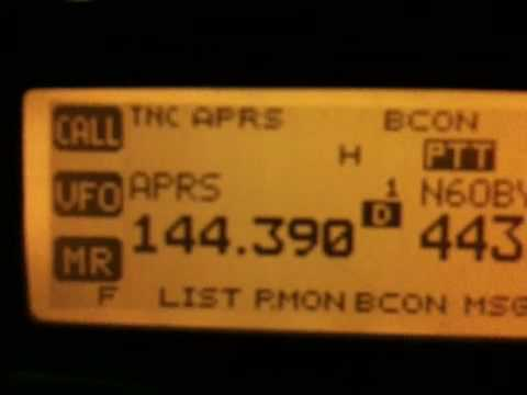 Echo IRLP on APRS