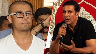 Akshay Kumar's STRONG REACTS On Sonu Nigam's Azaan Controversy