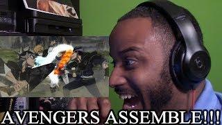 AVENGERS ASSEMBLE!!! Black Clover Episode 80 *Reaction/Review*