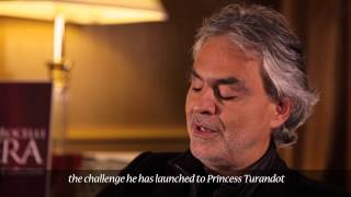 Watch Andrea Bocelli Turandot video