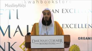 Before You Click Send, Think About It - Mufti Menk KL 2013 